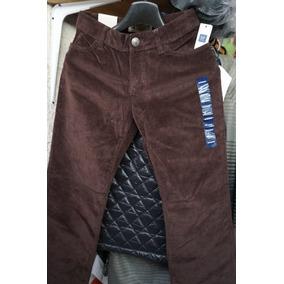 Pantalón Gap Pana Niña Talla 14