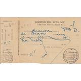 Dcmtos.antiguos Correos Del Ecuador. Estampillas Años ´30s