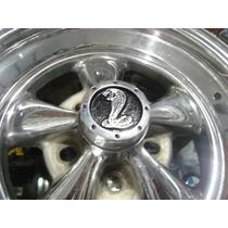Centro Para Rin Cragar Metalico Shelby Cobra Anti Robo