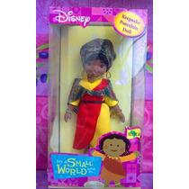 Disney Brass Key Princesa De Africa De Porcelana