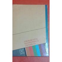 Libro. Geografia Economica General. Negro