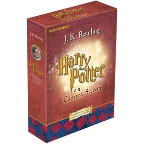 Livro - Harry Potter E A Câmara Secreta - Audiolivro 8cd