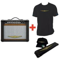 Amplificador Combo Guitarra Oneal Ocg 100 (preto) + Kit Onea