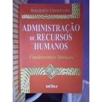 Administração De Recursos Humanos Fundamentos Básicos