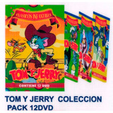 Tom Y Jerry De Coleccion Dvd Pack