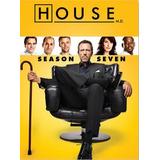 Doctor House Temporada 7 Dvd - Original Nueva Y Sellada