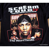 Polera Estampada Bow Wow Concierto Hip Hop Rapero Tl