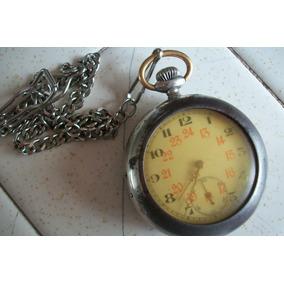 Reloj De Bolsillo Aleman Mca.junhgans