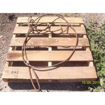 Estrobo De Cable De Acero 6.2 Metros De 1/2