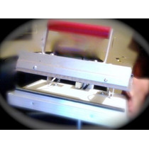 Maquina Manual 50cm Sella Bolsa Plastico Celofan Controlkit