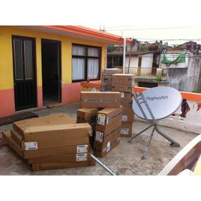 Asesoria Inst.antena Banda Ancha Internet Satelital 74cm 2w
