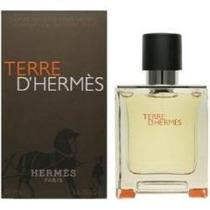 Perfume Terre D`hermes For Men By Hermes 100 Ml