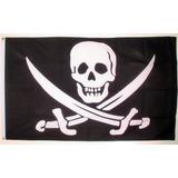 Jolly Roger Bandera Pirata John Rackham