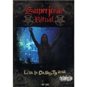 Superjoint Ritual:live In Dallas Texas 2002 Dvd Nuevo