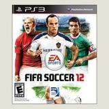 Fifa Soccer 12 Ps3 Nuevo Sellado