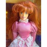 La Sirenita Muneca De Princesa Ariel Cuerpo De Trapo