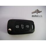 Carcasa De Control Remoto Para Hyundai I10 I20 I30 I35