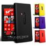 Case Silicone Flexível Lumia 920 - Frete Grátis!