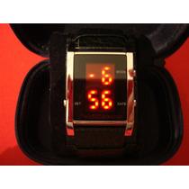 Relógio Chilli Beans - Original - Bracelete, 2 Formas De Uso
