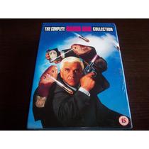 Naked Gun (y Donde Esta El Policia?) Complete Collection Dvd