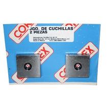 Repuesto Cuchilla Cortadora Para Varilla Cor-mex 1/2 Tlcx116