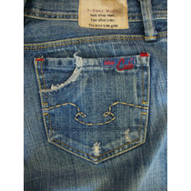 Blue Cult Forever Rock True Pantalon Jeans Para Dama #28
