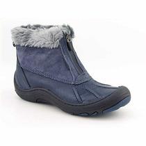 Botas Privo Mujer Color Azul Nuevo Calzado Zapato Amazing