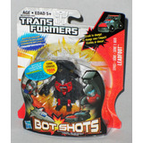 Transformers Bot Shots Leadfoot Serie 1 B015