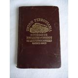 Carnet Union Ferroviaria Año 1949