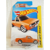Hot Wheels Camioneta Vw Volkswagen Caddy 124/250 2015