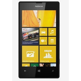 Celular Nokia Lumia 520 Com Camera 5mp, 3g, Wi-fi, A-gps