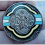 Monijor62- Antigua Medalla Plaqueta Esmaltada San Cristobal