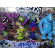04 Personagem Bonecos Monstros Sa Monsters University Disney
