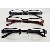 Armação Para Óculos De Leitura Designer Italiano