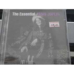 Cd - Janis Joplin - Cd Duplo