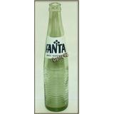 Dante42 Botella Gaseosa Antiguo Fanta