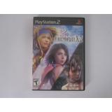 Final Fantasy X 2 En Game Reaktor