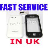 Carcasa Cover Original Samsung Galaxy Y S5360 Blanco O Plomo