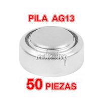 50 Pilas Ag13 Baterias