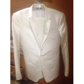 Terno E Calca Dolce Gabbana Branco