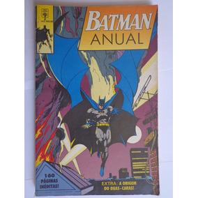 Revista Batman Anual 2 Jan 1992 160 Paginas
