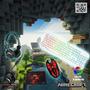 Kit Gamer N°01 Teclado/mouse/audifono/ Regalo Pad Mouse
