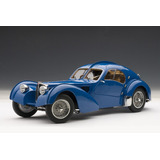 Bugatti 57sc Atlantic 1938 Metal Wire Wheels