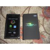 Galaxy Samsung S2 I9100 Negro Nfc Libre De Fabrica Nuevo