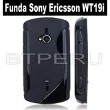 Funda Silicona Gel Sony Ericsson Xperia Live Wt19 Walkman