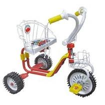 Triciclo Para Chico Ruedas De Metal