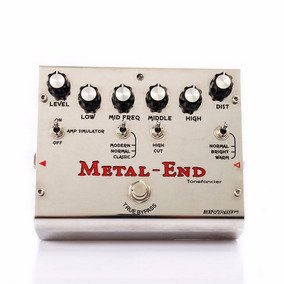Biyang Metal End King Nuevo (infusiontienda)