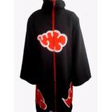 Manto Akatsuki /cosplay /naruto/fantasia/anime R$ 90,00