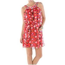 Vestido Fluido Estampado Transparente- Marca Belle & Bei