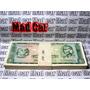 Mc Mad Car Peru Billete Moneda Fajo X 100 5 Soles De Oro